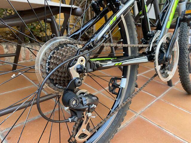 Bicicleta De 24 Pulgadas Wrc Pro