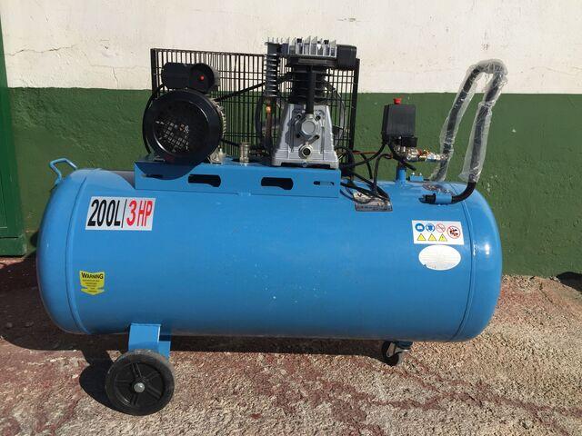 Compresor De Aire Imcoinsa Imco 200L