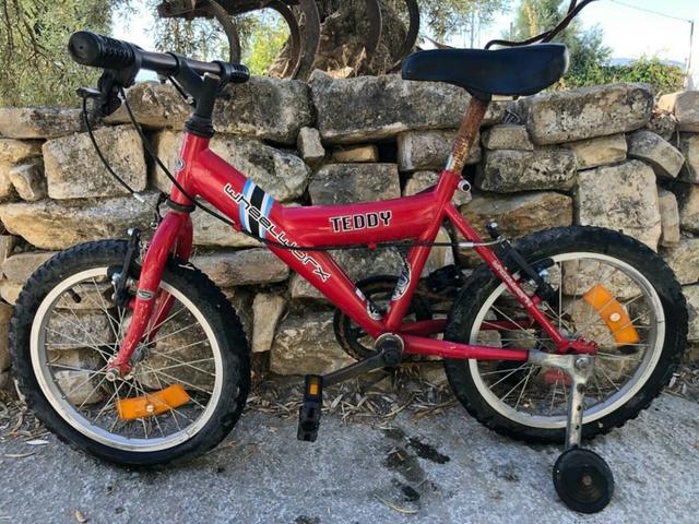 Bicicleta Con Pedales