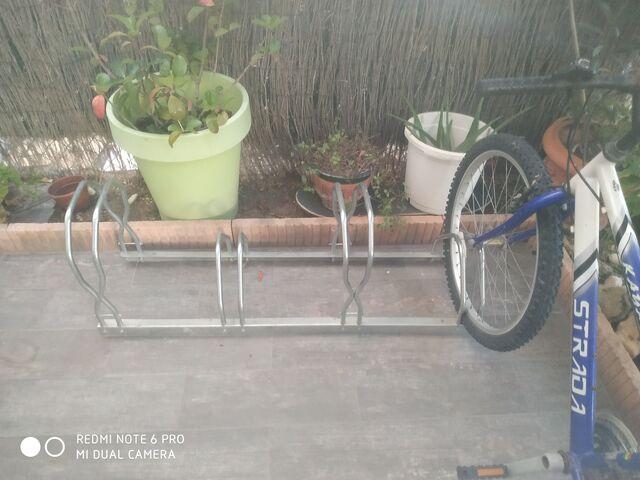 Porta Bicicletas De Aluminio