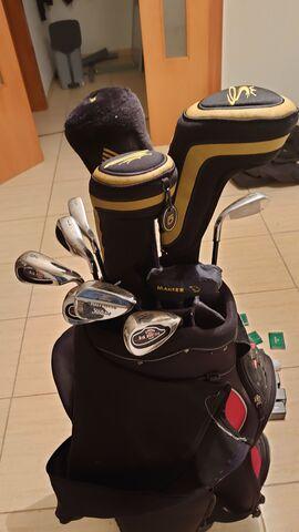 Vendo Equipo Completo Para Jugar Al Golf