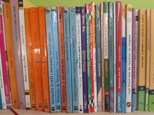 LIBROS DE LECTURA - foto 6