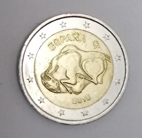 Moneda De 2 Euros Conmemorativa España 2