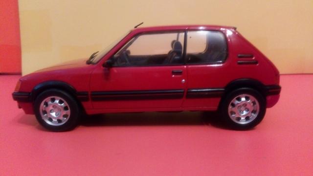Peugeot. 205. Gti.