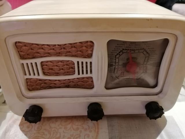 Radio Antigua Baquelita