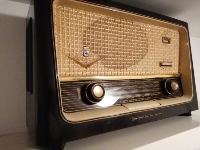 Radio Antigua Grundig