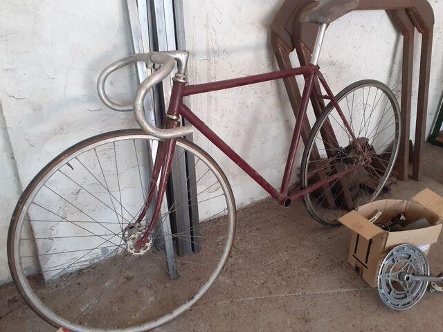 Bicicleta Carretera Aluminio