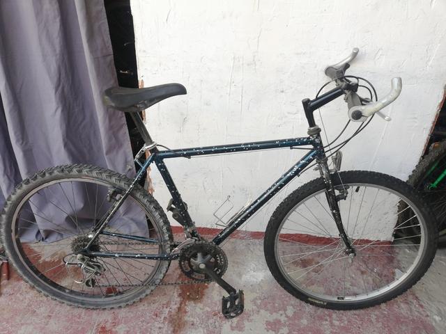 Bicicleta Mtb Llanta 26 L