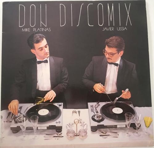 DISCO VINILO LP DON DISCOMIX DE 1986 - foto 1