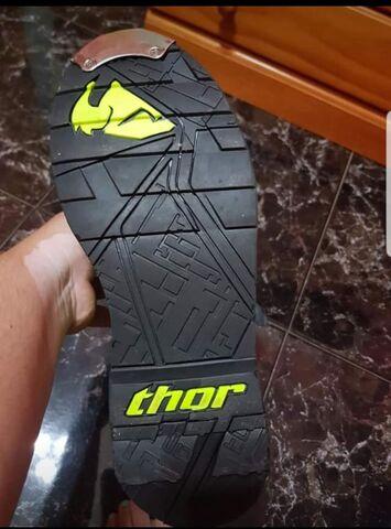 Botas Motocross Thor.