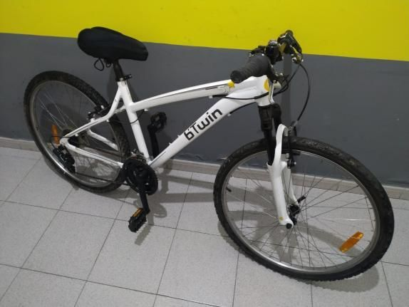 Bici Aluminio Btwin Talla Xs