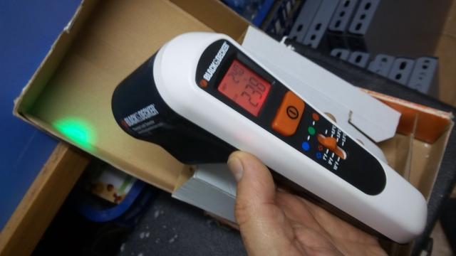 Detector De Fugas Termicas