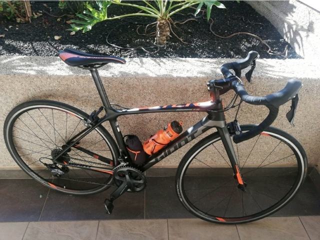 Bici De Carbono 2018
