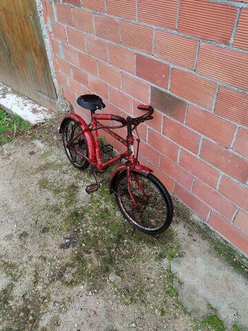 Bicicleta Antigua.