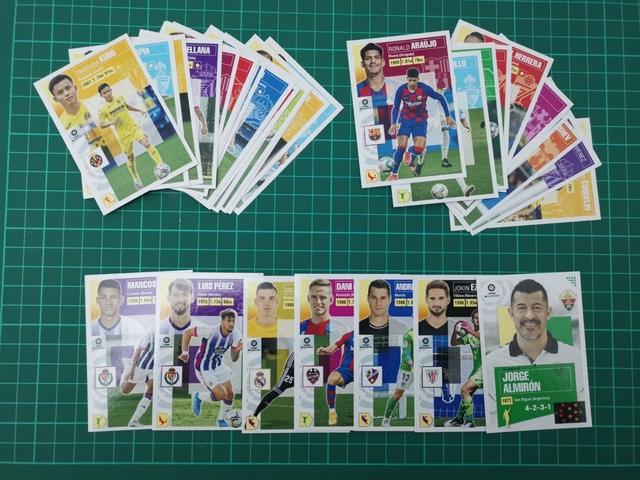 Lote 3 Edición Liga Este 2020 - 2021