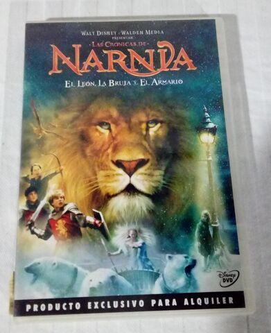 DVD LAS CRONICAS DE NARNIA - foto 1