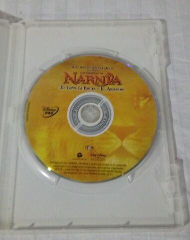 DVD LAS CRONICAS DE NARNIA - foto 2
