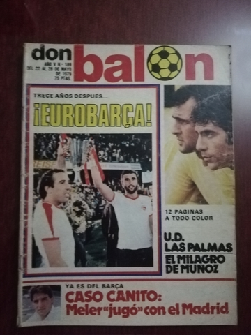 Don Balon Recopa Basilea