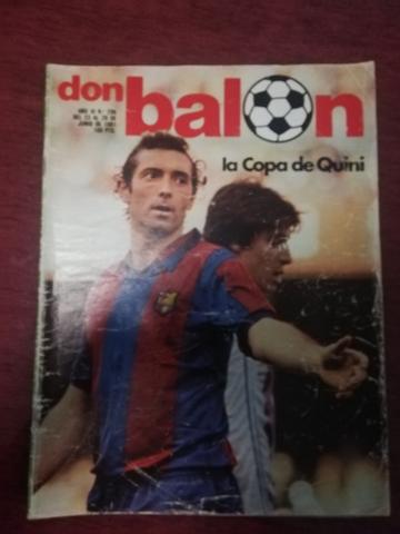 Don Balon Copa Barca 80/81