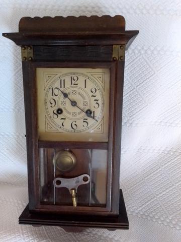 Reloj Antiguo De Mas De 100 Años