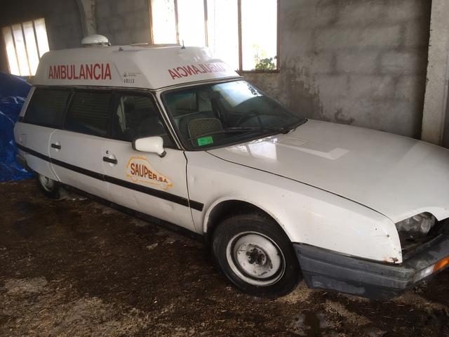 CITROËN - CX 2500 TRD AMBULANCIA - foto 1