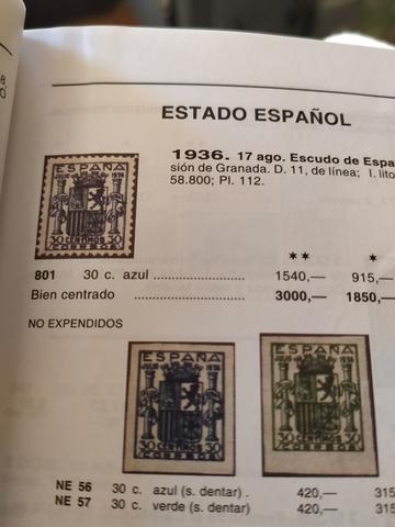 Compro Sellos España Y Extranj.1850/1949
