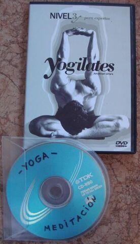 5 DVD DE YOGA Y PILATES - foto 7
