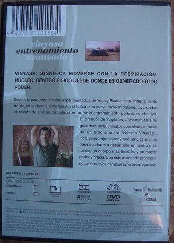 5 DVD DE YOGA Y PILATES - foto 8