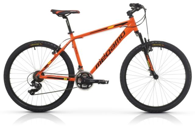 Bicicleta Megamo Open Replica Nueva