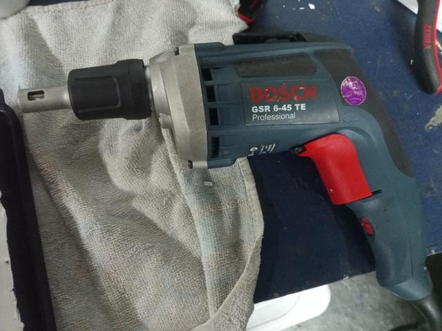 Taladro Profesional Bosch Gsr 6-45 Te
