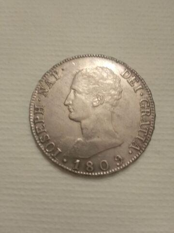 20 Reales De Jose Napoleón Año 1.809