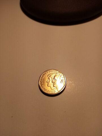Moneda 500 Ptas
