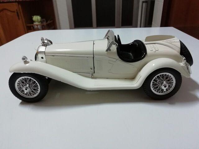 Coche Alfa Romeo 2300 Spider (1932)