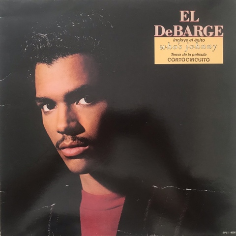 VINILO LP DE EL DEBARGE [1986] - foto 1