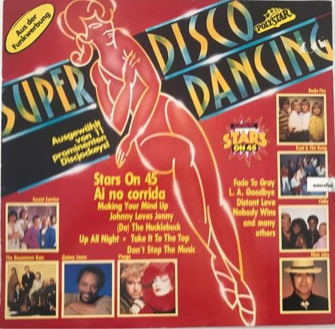 VINILO LP SUPER DISCO DANCING DE LOS 80 - foto 1