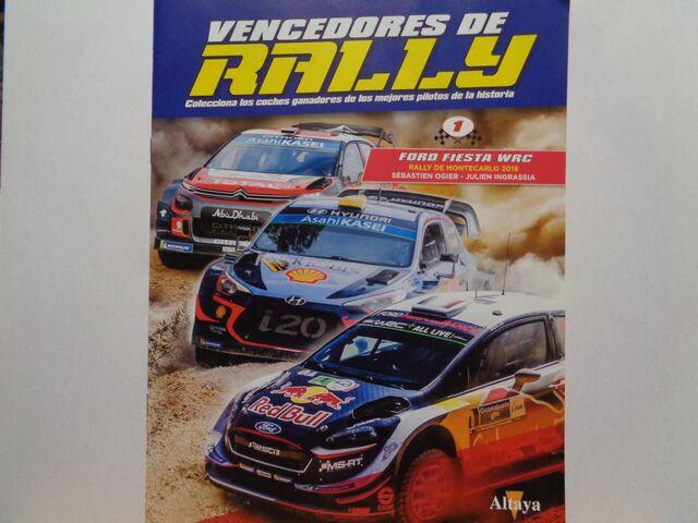 Ford Fiesta Wrc – Sebastien Ogier