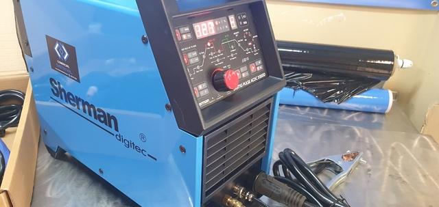 SHERMAN TIG AC DC 200 GD - foto 2