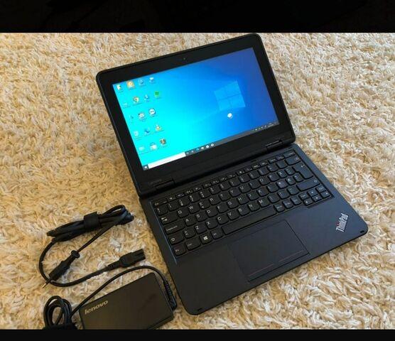 LENOVO YOGA E11 I3 6100U 8 GB RAM 128 SS - foto 3