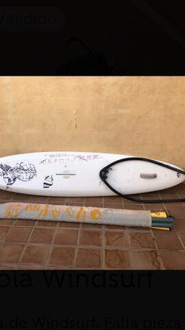 EQUIPO COMPLETO DE WINT SURF - foto 2