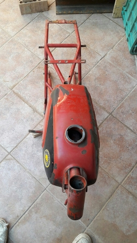 BULTACO - JUNIOR 125 CC MODELO 39 - foto 3