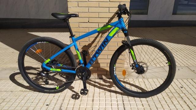 Bicicleta Decathlon Rockrider 520