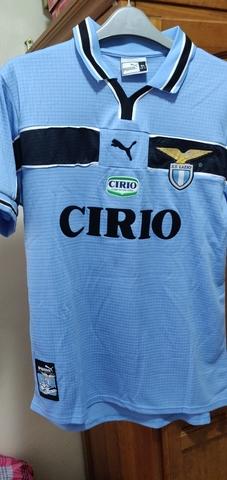 Camiseta De Fútbol  Lazio Nedved