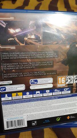 PS4 VR 6 JUEGOS - foto 2