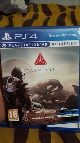 PS4 VR 6 JUEGOS - foto 3