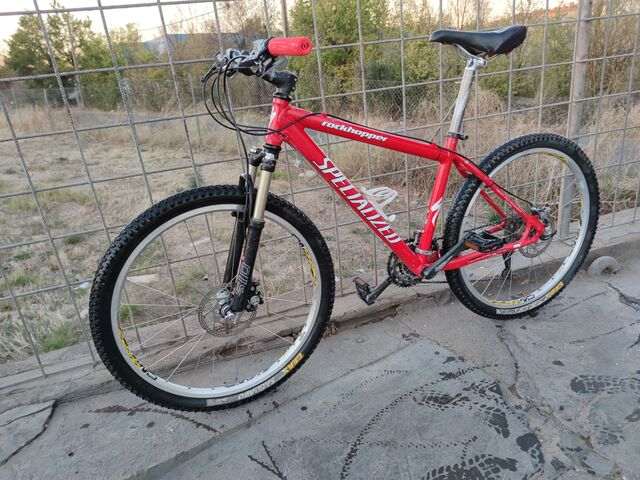 Vendo Bici Specialized