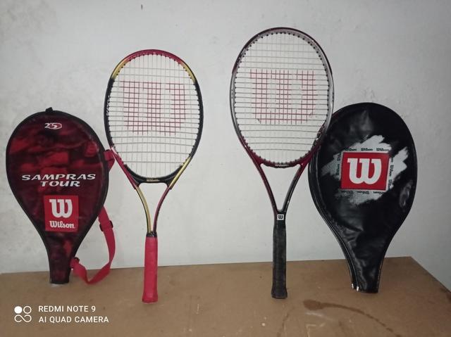 2 Raquetas Wilson
