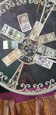 Billetes U Monedas Antiguas
