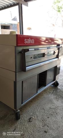 HORNO SALVA+ FERMENTADORA IMPECABLE - foto 1
