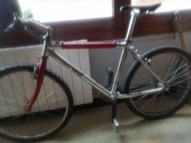 Bicicleta Montaña  26 Aluminio John Luck