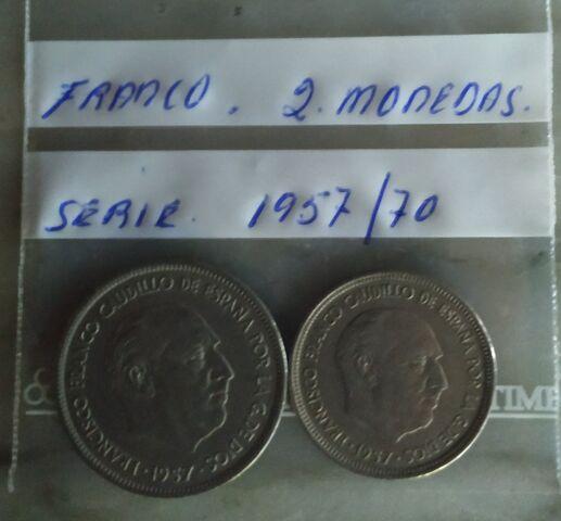 Franco Serie 1957 70.